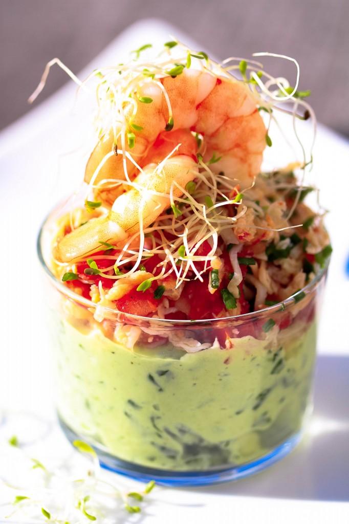 Avocat Crabe Crevettes (1)