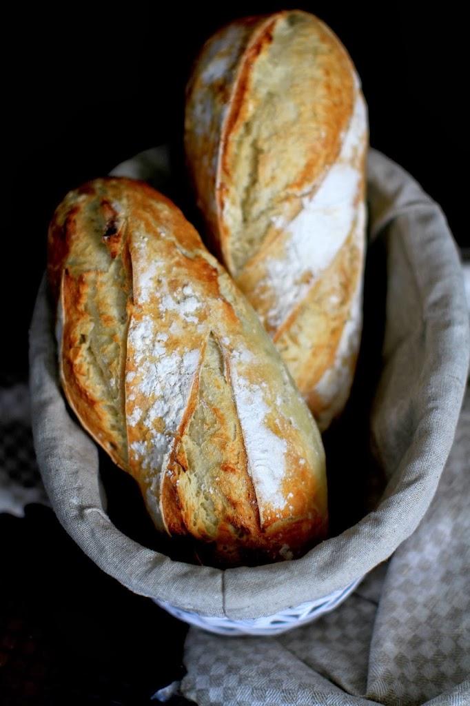 Premier pain blanc fait maison - Quatre Saisons Au Jardin