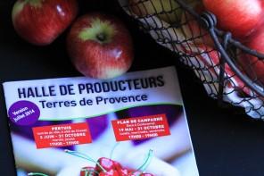 Terres de Provence, les halles de Producteurs