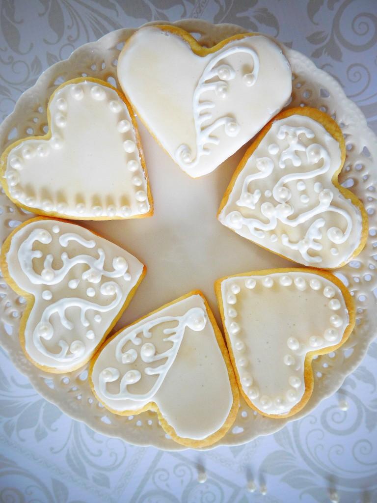 Un petit coeur pour la saint valentin quatre saisons au - Coeur st valentin ...