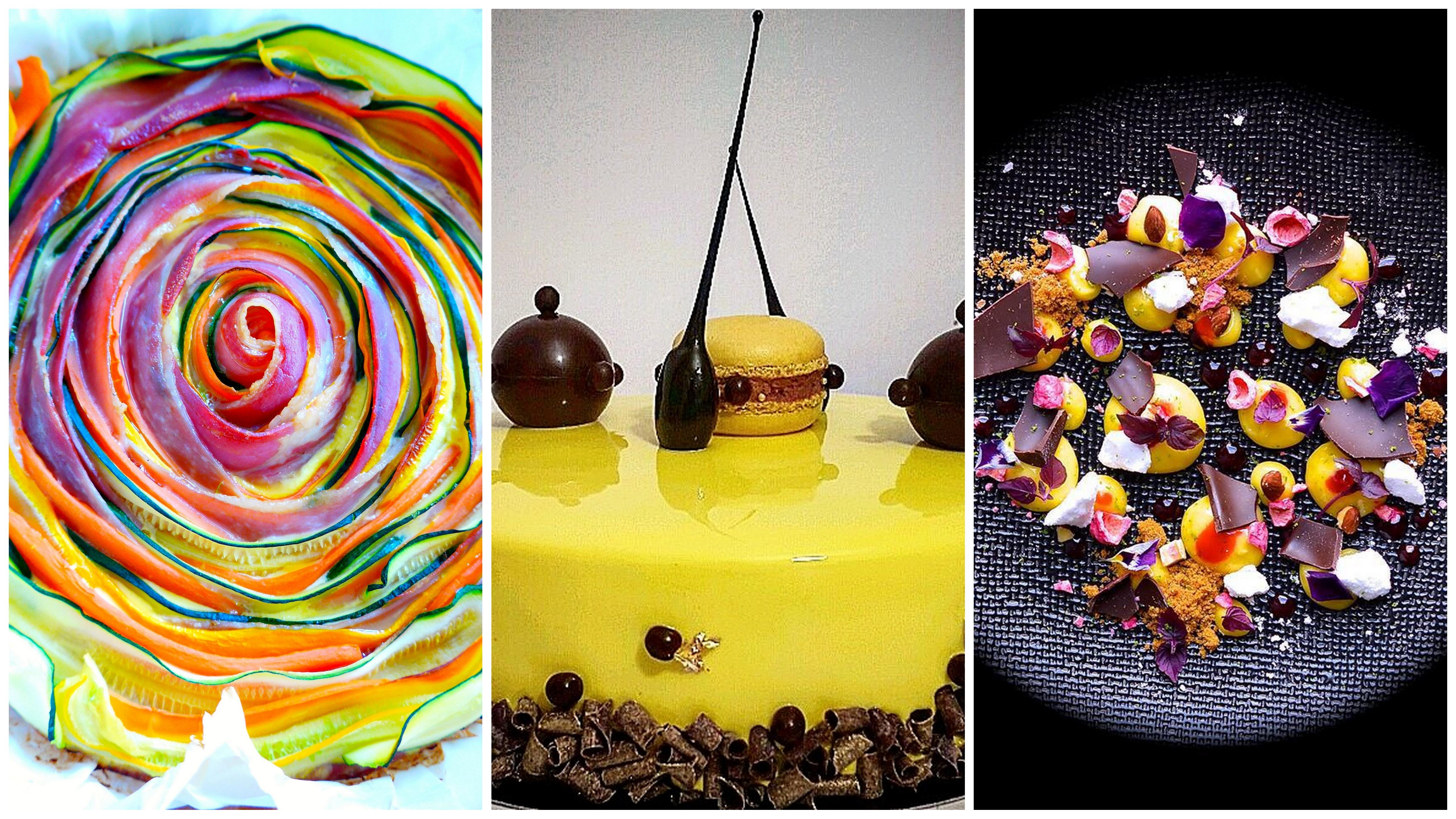 Résultat du concours photographie culinaire Salon Gastronoma