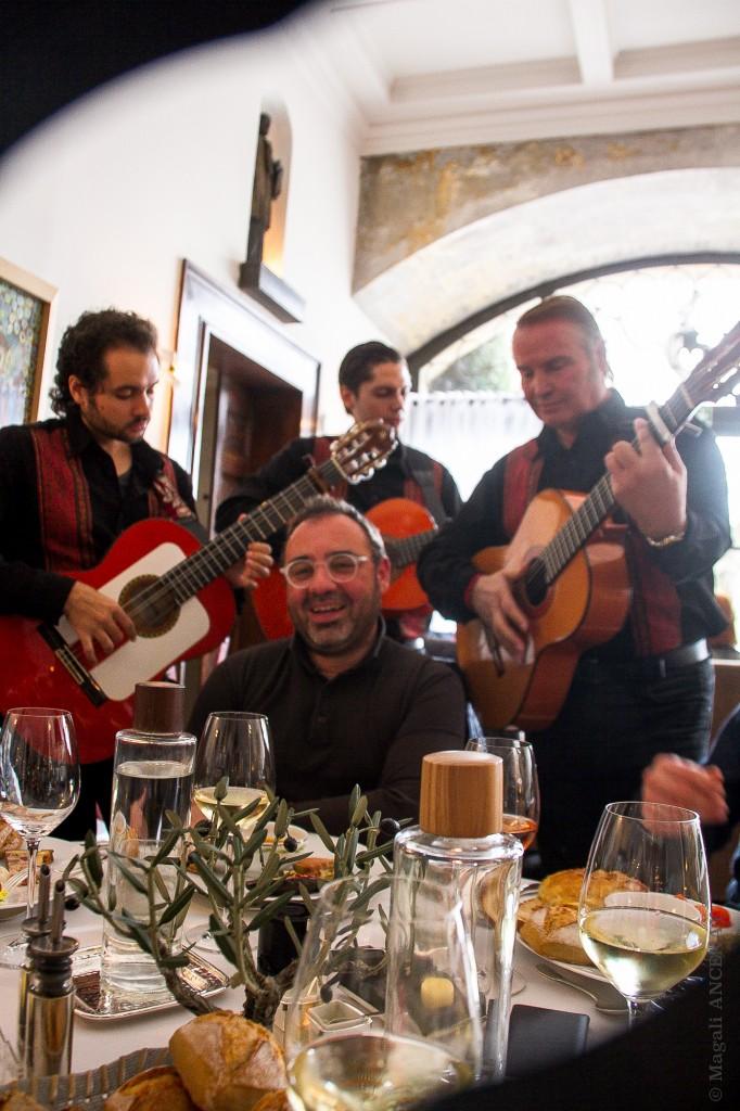 Groupe Gitano Family, ambiance Gypsy