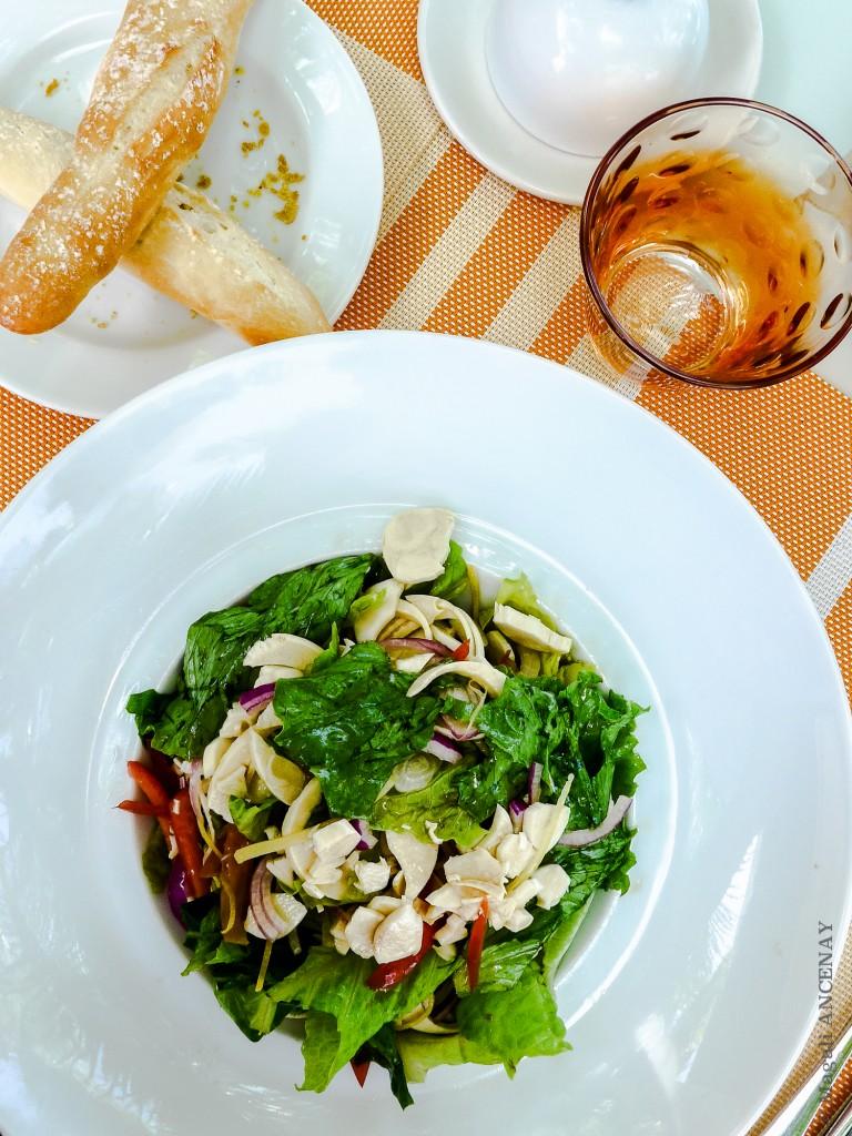 Salade de Palmistes