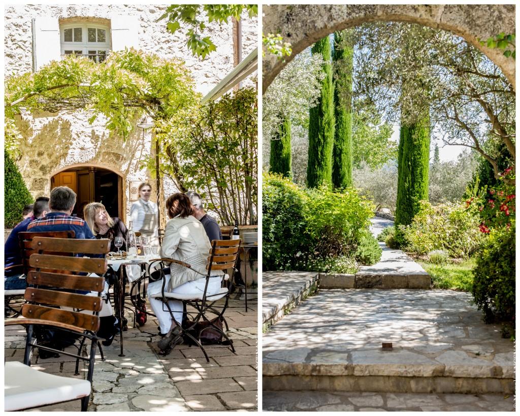 La bastide de moustiers quatre saisons au jardin for Bastide au jardin secret