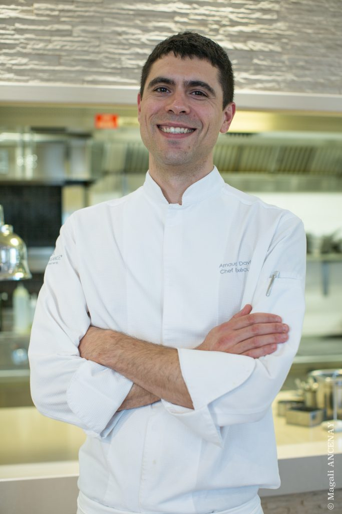 Arnaud Davin