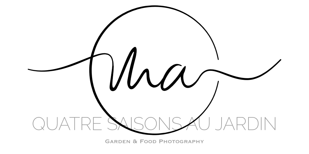 Quatre Saisons Au Jardin - Garden And Food Photography