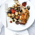 poulet aux fruits secs - Quatre saisons au jardin