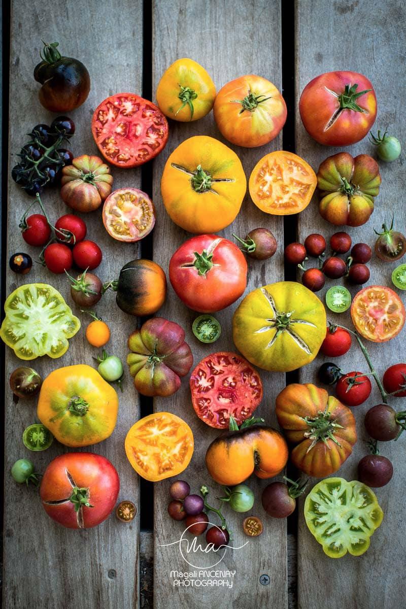 Ma sélection de tomates anciennes pour 2017