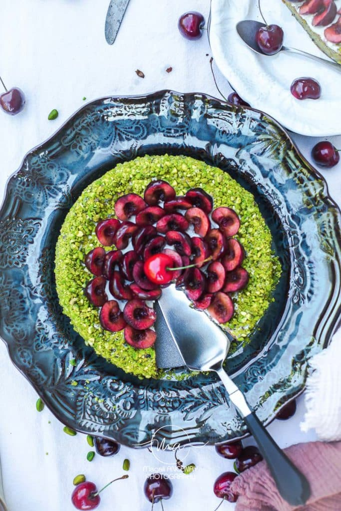 Clafoutis Cyril Lignac - Magali ANCENAY photographe culinaire