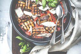 Aubergines roulées ricotta - Magali ANCENAY Photographe Culinaire
