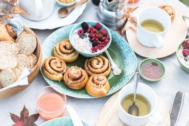 Kanelbullar - Magali ANCENAY Photographe Culinaire