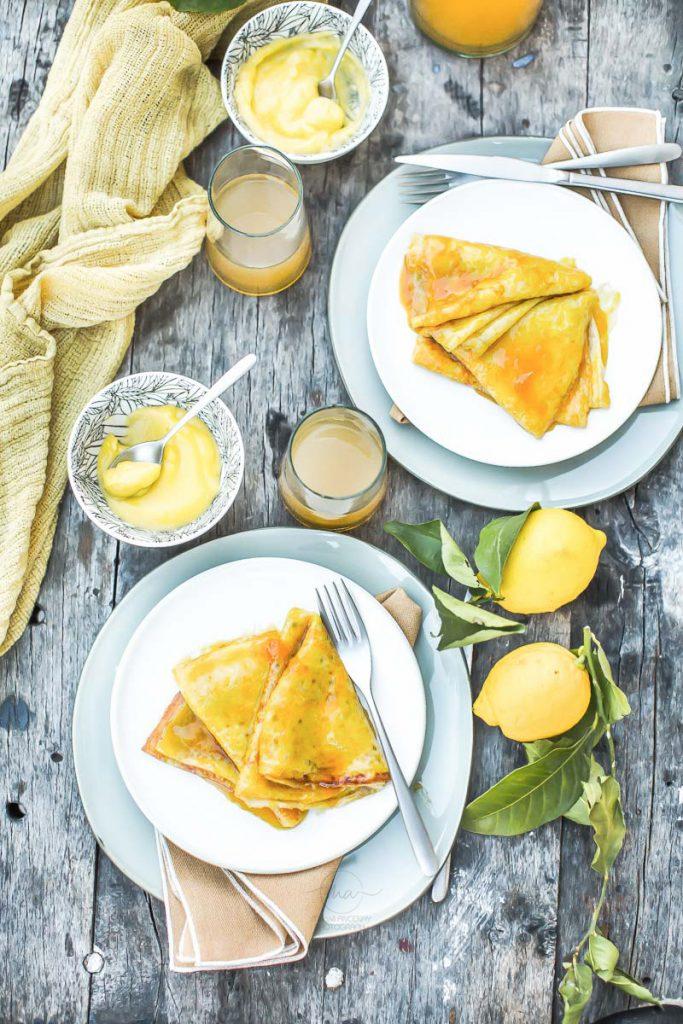 Ma recette de pâte à crêpes - Magali ANCENAY Photographe Culinaire
