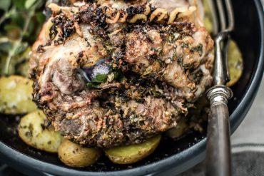 Agneau au citron confit - Magali ANCENAY Photographe Culinaire