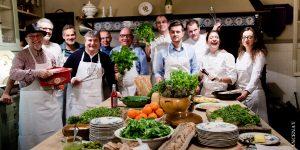 Cours de cuisine à La Mirande